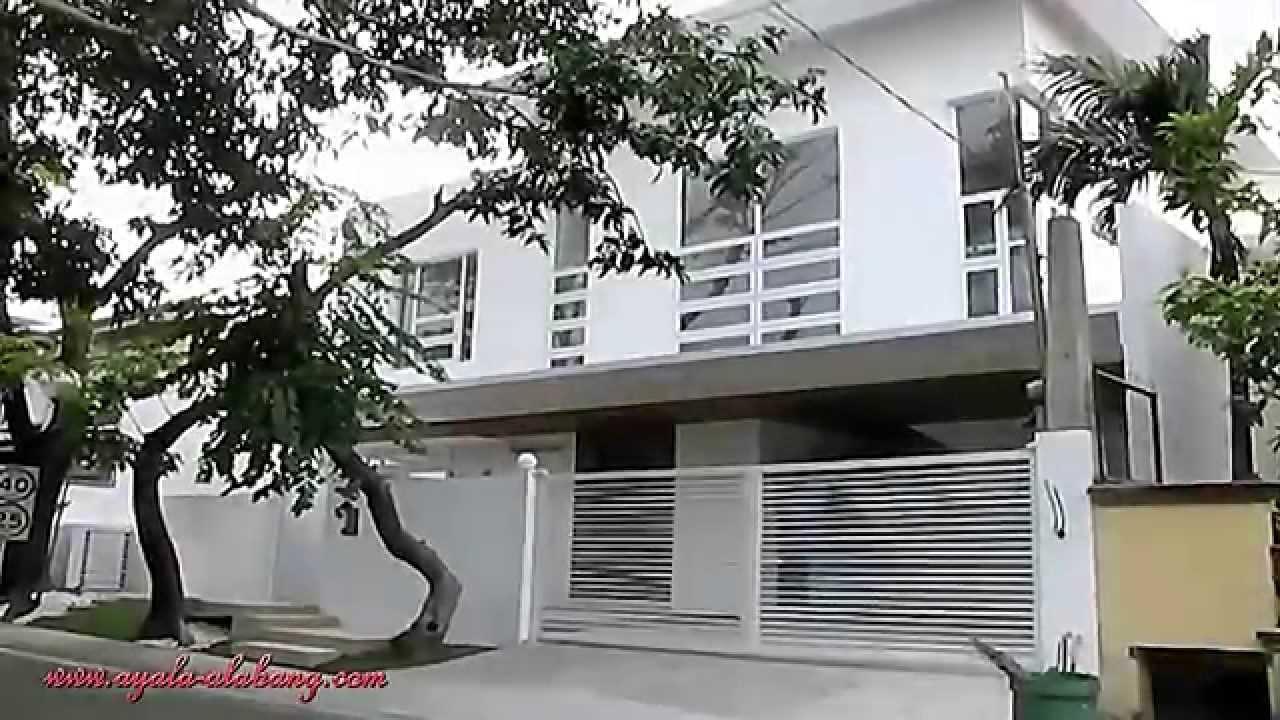 High Quality and Modern House at Ayala Alabang YouTube