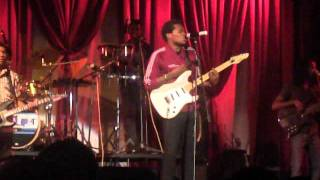 Raging Fyah - Live @ Edna Manley College. Step outta babylon/Irie Vibe.