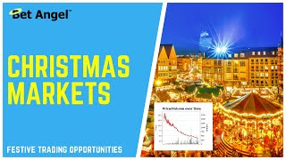 Trading Christmas sports markets on Betfair