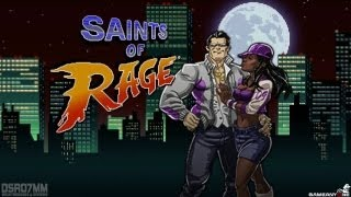 SAINTS OF RAGE (HD GAMEPLAY)