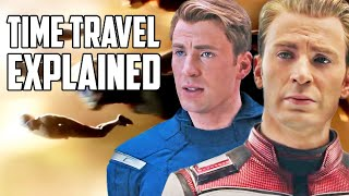 Avengers: Endgame Time Travel Explained