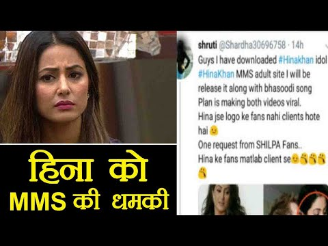 Hina Khan Threatened By Shilpa Shinde's Fan; Reveals Plan