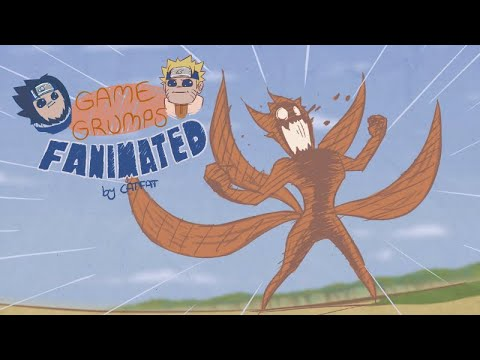 Game Grumps Fanimated - Nine Tails, BABY!!