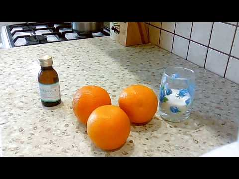 Коктейль из Спирта и Апельсинов Самодельный BLAZER Как сделать блейзер