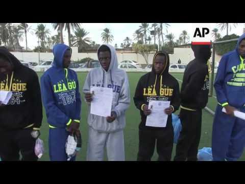 Libya sends more than 150 migrants back to Mali