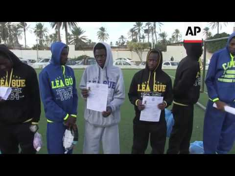 Libya sends more than 150 migrants back to Mali