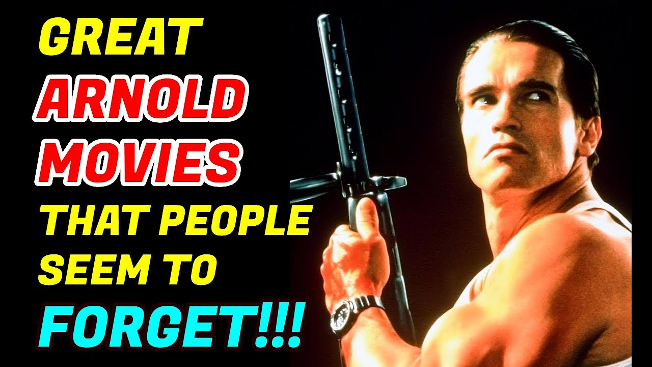 8 Bad-Ass Arnold Schwarzenegger Movies That You Must Revisit!