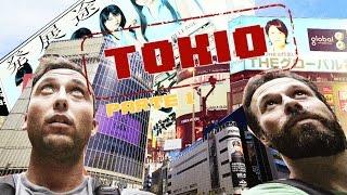 7 días en JAPÓN: TOKIO- Viajando por Japón pt 1