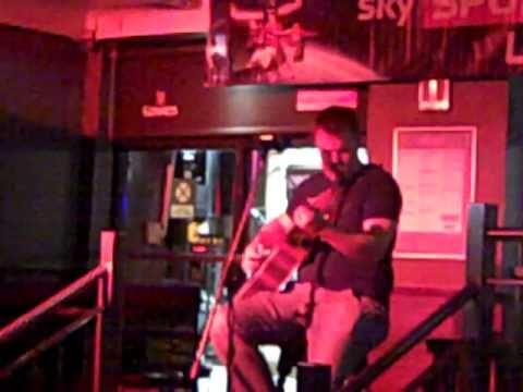 John Fitz playing