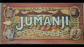 Jumanji - Review And How To Play