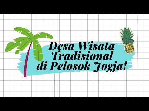Desa Wisata Tradisional Di Pelosok Yogyakarta