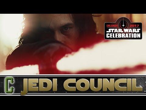 Star Wars: The Last Jedi Panel & Trailer Discussion - Collider Jedi Council