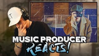 Music Producer Reacts to BTS V - Scenery