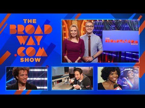 The Broadway.com Show-3/9/18: RISE's Damon J. Gillespie, WAITRESS, LaChanze, Ariana DeBose & More