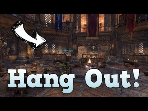 how to add friends in eso