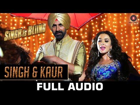 Singh & Kaur Full   Singh Is Bliing  Akshay Kumar & Amy Jackson  Manj Musik