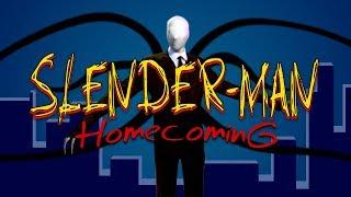 Spider-Man Meets Slender Man! (Slender Man / Spider-Man Parody)