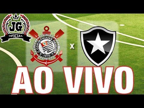 Botafogo X Corinthians Ao Vivo 28ª Rodada Brasileirão