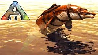 Eigener Wal gezüchtet & solo Unterwassercave looten! - Ark Survival Evolved #14