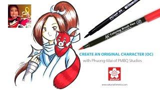 Creating a Great Original Character (OC) Tutorial