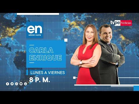 TVPerú Noticias Edición Noche – 14/07/2021