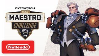 Overwatch - Sigma's Maestro Challenge - Nintendo Switch