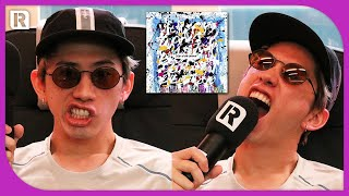 ONE OK ROCK frontman Taka Moriuchi chatted to us on his tour bus, a...