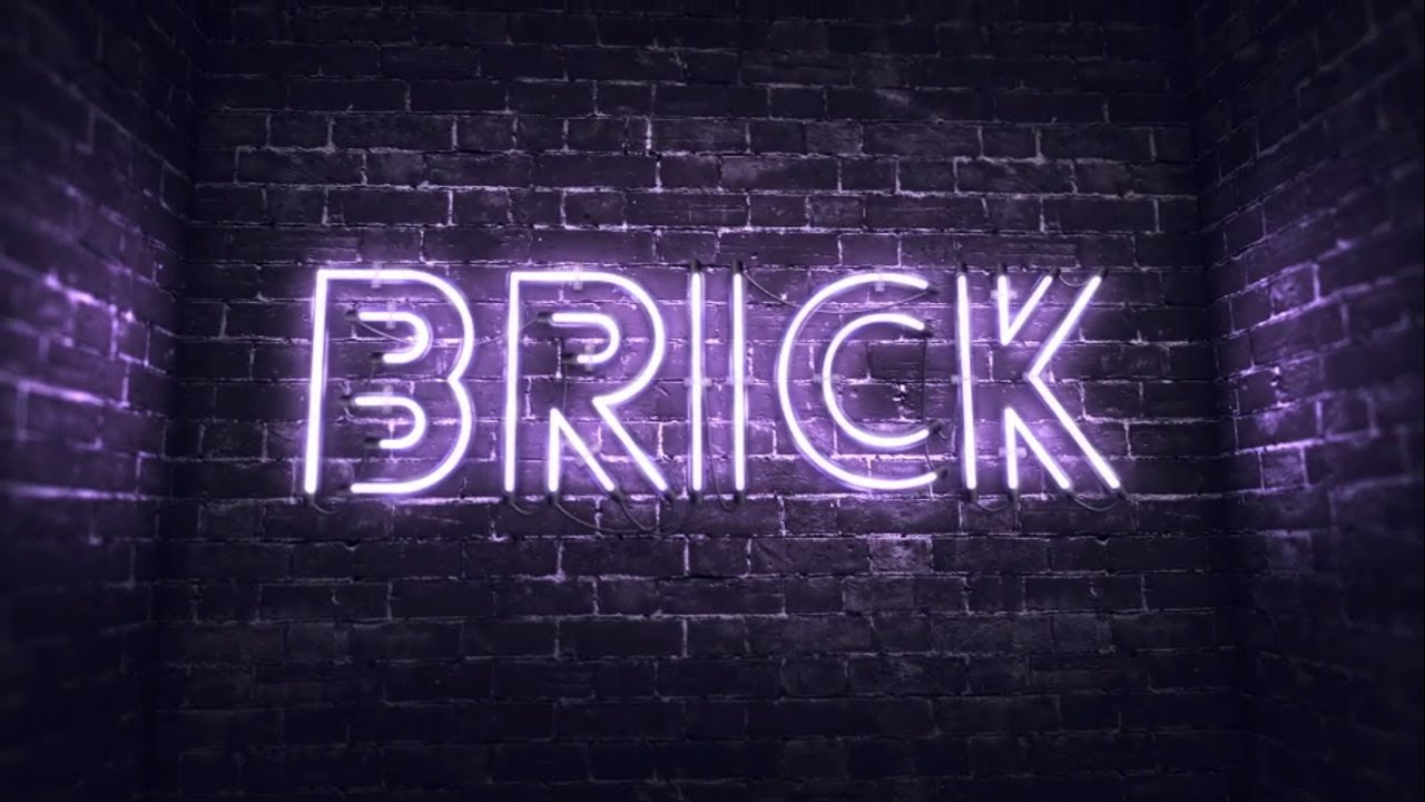 animated text titles neon sign kit after effects template youtube