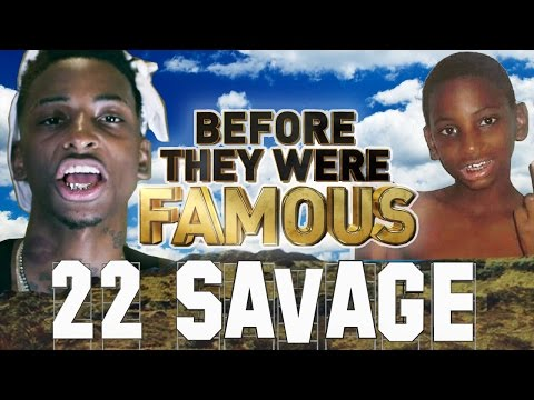 22 SAVAGE | Before They Were Famous | Funny Mike