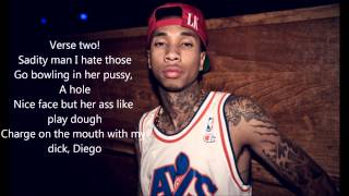 I Do It For The Ratchets (Remix)- TYGA Lyrics