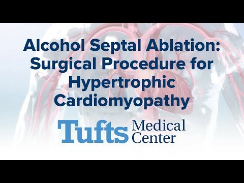 Alcohol Septal Ablation: Surgical Procedure for Hypertrophic Cardiomyopathy (HCM)