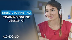 Free Digital Marketing Training Video | Introduction to Digital Marketing - Part 1