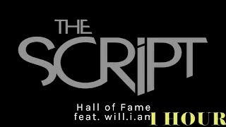 Gambar cover The Script - Hall of Fame| 1 HOUR