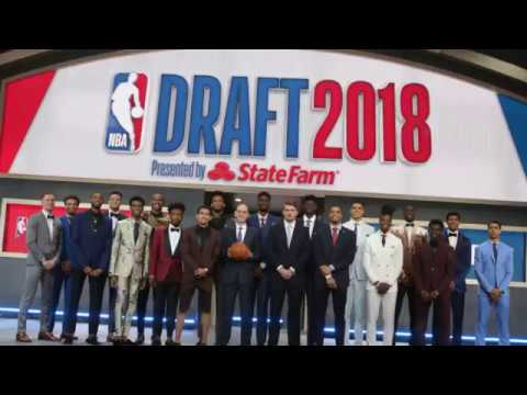NBA Draft 2018: First Round Full (Picks 1-30 + Trades)