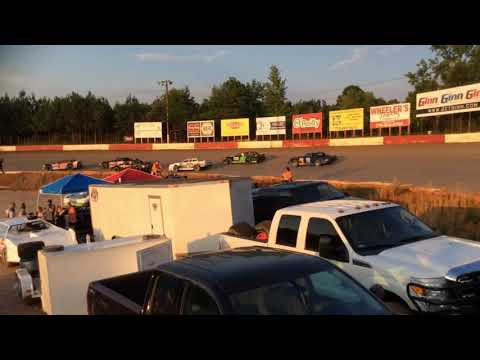Bomber Feature Race New Senoia Raceway 6-9-18