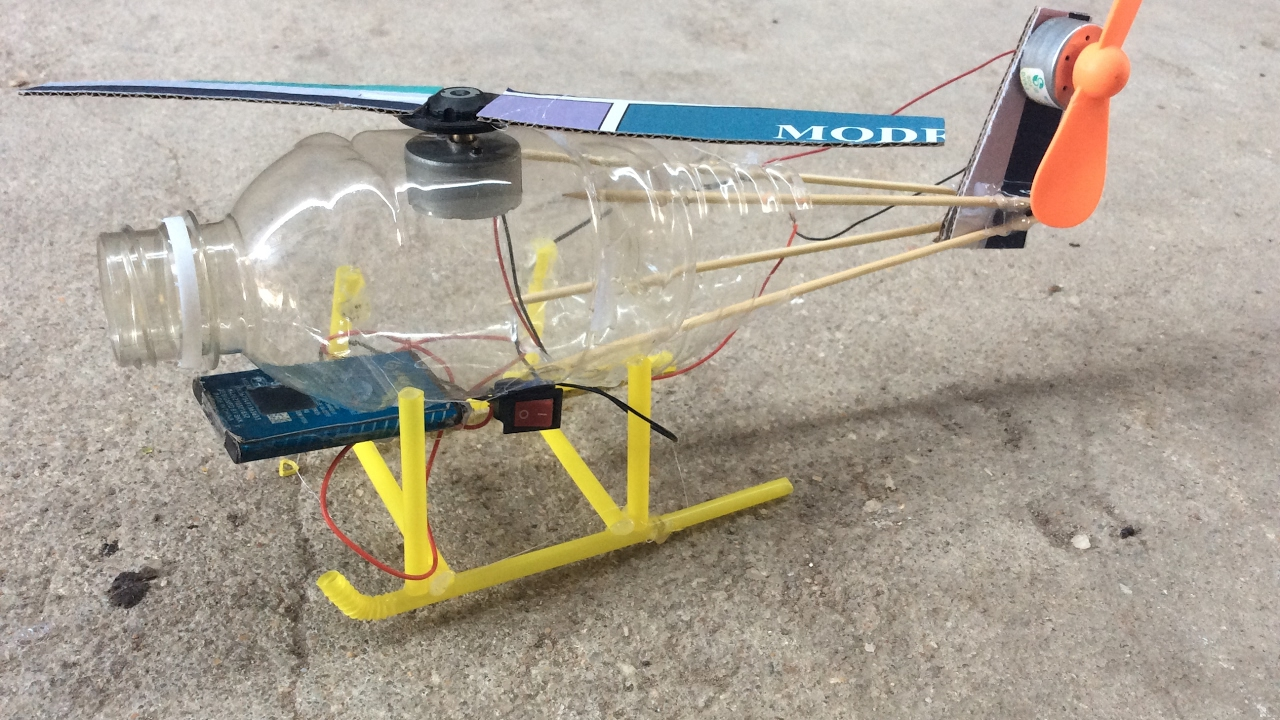 How To Make Electric Helicopter Motor Youtube