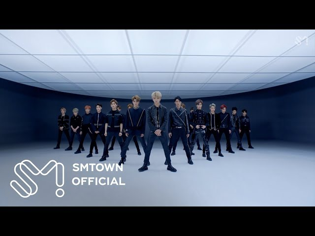 NCT 2018 엔시티 2018 'Black on Black' MV (Performance Ver.)
