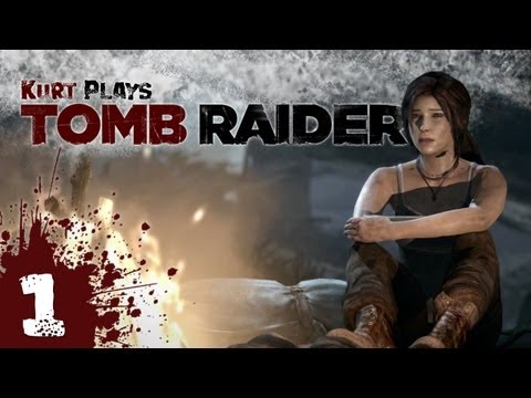 Let's Play Tomb Raider (2013) PC - 01 - That Escalated Quickly