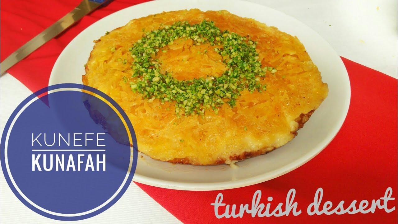 Modal 19 500 Bikin Kunefe Dessert Dari Turki Bisa Jadi Ide Bisnis Kuliner Kekinian Turkish Snack Youtube