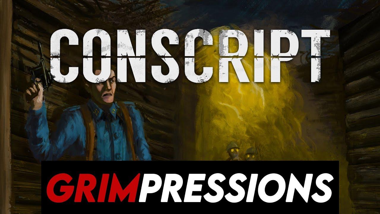 Grimpressions - Conscript Demo