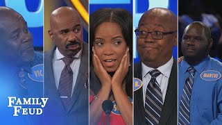 TOP 5 MOMENTS FROM APRIL 2017! | Family Feud