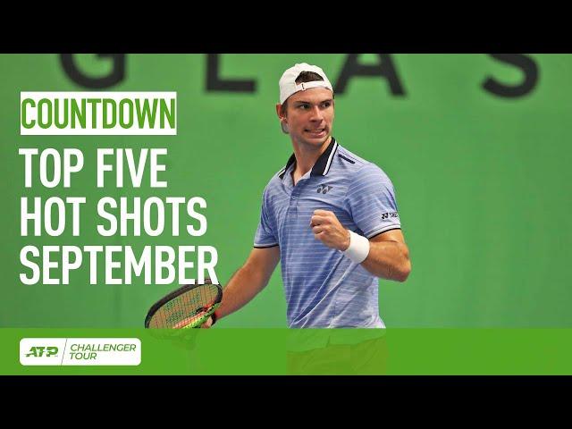 Five Stunning Hot Shots From September | Challenger