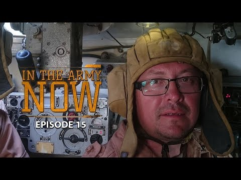 Operating an APC BTR-82A & frying an egg on armour – In the Army Now Ep.15