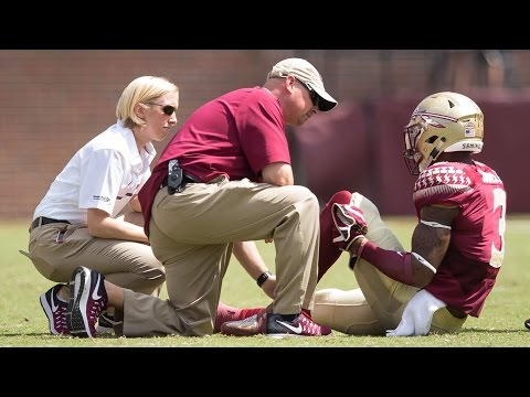 Derwin James Injury | A SEASON WITH FLORIDA STATE FOOTBALL
