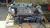Doosan L066 TIH 180hp Marine Diesel Engine Package - YouTube