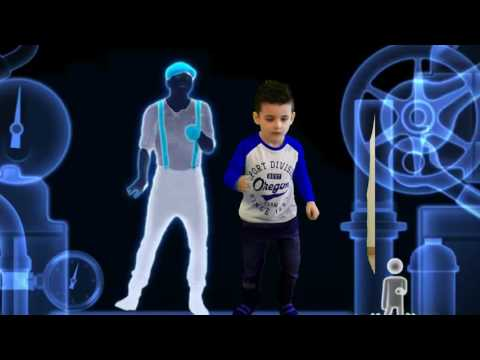 MAXIMO DANČO- It's You - Duck Sauce - Just Dance 2014 ----2017