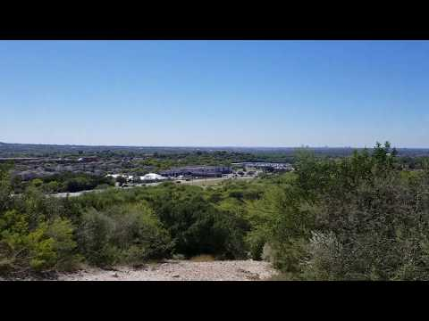 No Chemtrails, Lost in Blue Skies,  Top of San Antonio, testing EMF & Radiation
