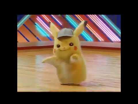 Detective Pikachu End Credit Scene