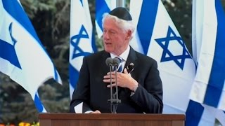Clinton: I was honored to share 25 years with Peres