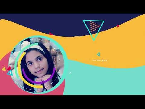 قناة اطفال ومواهب الفضائية اعلان حفل وداع النجمة ريماس قصادي